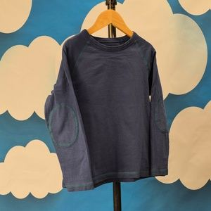 Mini Boden Elbow Tee T-shirt Boys 7 - 8 SOFT!